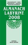 Obálka knihy Almanach Labyrint 2008