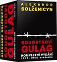 Obálka knihy Souostroví Gulag