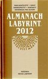 Obálka Almanachu Labyrint 2012