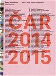 Obálka knihy Česká architektura 2014-2015