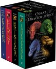 Obálka knihy Odkaz Dračích jezdců – Eragon, Eldest, Brisingr, Inherit