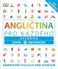 Obálka knihy Angličtina pro každého, učebnice, úroveň 4, Advanced