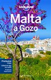 Obálka knihy Malta a Gozo - Lonely Planet