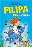 Obálka knihy Filipa - Malá čarodějka