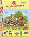 Obálka knihy Veselá partička: Velký obrázkový slovník