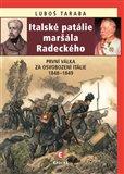Obálka knihy Italské patálie maršála Radeckého