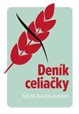 Obálka knihy Deník celiačky