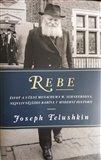 Obálka knihy Rebe