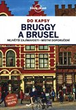 Obálka knihy Brusel a Bruggy do kapsy - Lonely Planet