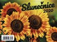 Obálka knihy Stolní kalendář Slunečnice s citáty 2020, 16,5 × 13 cm