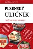 Obálka knihy Plzeňský uličník