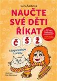 Obálka knihy Naučte své děti říkat Č, Š, Ž
