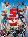 Obálka knihy 5minutové Marvel příběhy