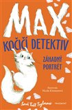 Obálka knihy Max – kočičí detektiv: Záhadný portrét