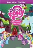 Obálka knihy My Little Pony: Přátelství je magické, 1. série: 3. část