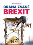 Obálka knihy Drama zvané brexit