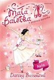 Obálka knihy Malá baletka- Nela a prokletá korunka