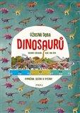 Obálka knihy Úžasná doba dinosaurů