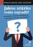 Obálka knihy Jakou otázku máte nejradši?