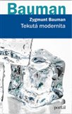 Obálka knihy Tekutá modernita