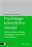 Obálka knihy Psychologie kriminálního chování