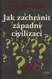 Obálka knihy Jak zachránit západní civilizaci