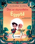 Obálka knihy Všudybyl Avery - Den ve starověkém Egyptě