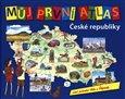 Obálka knihy Můj první atlas ČR