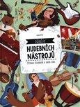 Obálka knihy Příběhy hudebních nástrojů