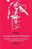 Obálka knihy Turbulentní dekáda