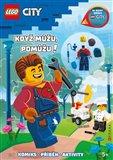 Obálka knihy Lego City - Když můžu, pomůžu!